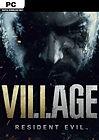 Jeu Resident Evil village sur PC (Dématérialisé)