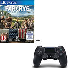 Manette PS4 DualShock 4 + Far Cry 5 - PS4