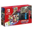 Pack Nintendo Switch + Mario Kart 8: Deluxe (dématerialisé)