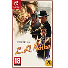 Jeu L.A. Noire - Nintendo Switch
