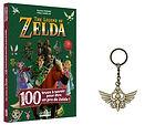 Livre 100 Trucs à savoir pour être un pro de Zelda! + Porte-clés offerts