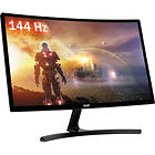 "Ecran PC 23.6"" Acer ED242QRAbidpx (Full HD, Dalle VA, Incurvé, 144 Hz, Freesync, 4 ms)"