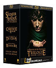 Coffret Blu-ray Le Seigneur des Anneaux La Trilogie (Version Longue 15 Disques - Édition spéciale Fnac)