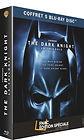 Coffret Blu-ray The Dark Knight La Trilogie Édition spéciale Fnac (contient un livret de 100 pages)