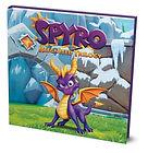 Spyro Reignited : Artbook l'Histoire de Spyro