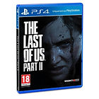 Jeu The Last of Us Part. II sur PS4