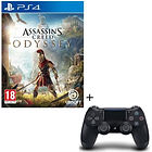 Assassin's Creed Odyssey - PS4 + Manette DualShock 4