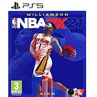 Jeu NBA 2K21 sur PS5 ou Xbox Series X