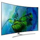 "TV 55"" Samsung 55Q8C 2017 (QLED, 4K UHD, HDR 1500, Incurvée, Smart TV) (via ODR de 300€)"