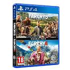 Double Pack Far Cry 4 + Far Cry 5 sur PS4 (Vendeur tiers)
