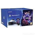 Pack PlayStation VR V2 + PlayStation Caméra V2 + Jeu VR Worlds