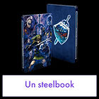 Steelbook The Legend of Zelda : Skyward Sword HD