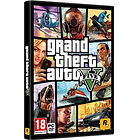 Jeu Grand Theft Auto V sur PC