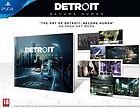 Artbook Detroit Become Human (bonus de précommande)
