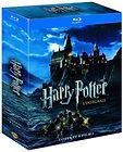 Coffret intégrale Blu-ray : Harry Potter (8 films)
