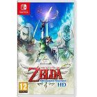 Jeu The Legend of Zelda Skyward Sword HD Edition + Steelbook + 10€ en bon d'achat