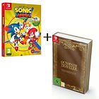 Sonic Mania + Octopath Traveler Edition Trésors du voyageur - Nintendo Switch