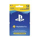 Abonnement Playstation Plus (PS +) - 12 mois sur PS5 / PS4