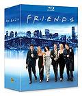 Coffret intégrale Blu-Ray Friends - Saison 1 à 10