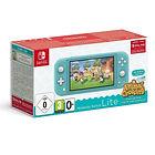 Nintendo Switch Lite + Animal Crossing : New Horizon + 3 mois d'abonnement Nintendo Switch Online
