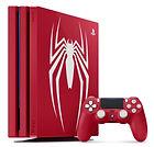 PS4 Pro et PS4 Slim collector Spiderman