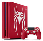 PS4 Pro et PS4 Slim collector Spiderman