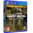 Jeu Ghost Recon Breakpoint Edition Gold sur PS4