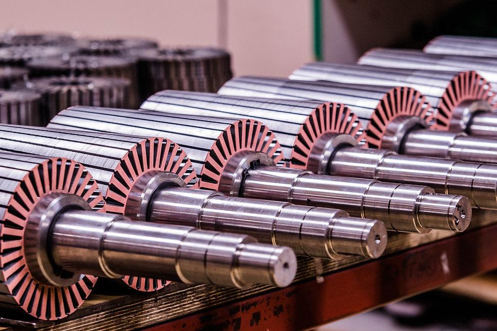 Industrial Chromium Plating