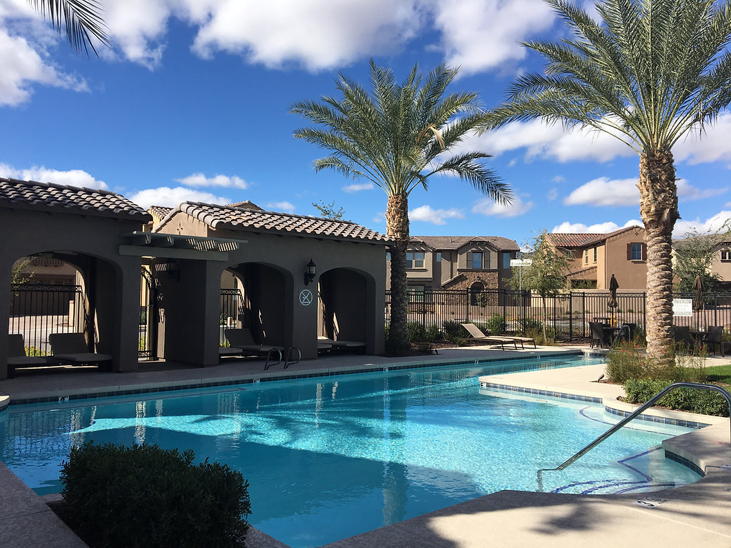 pool cleaning phoenix arizona