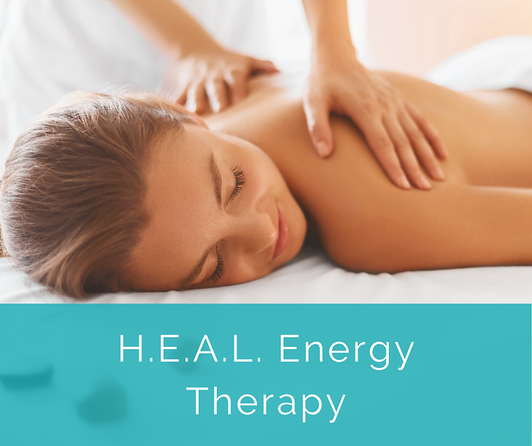 H.E.A.L Energy Therapy - Website picture