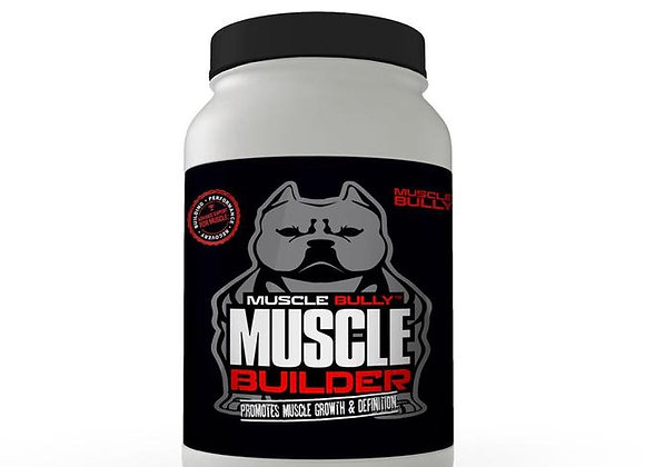 MUSCLE BULLY - MUSCLE BUILDER 120 Tabs