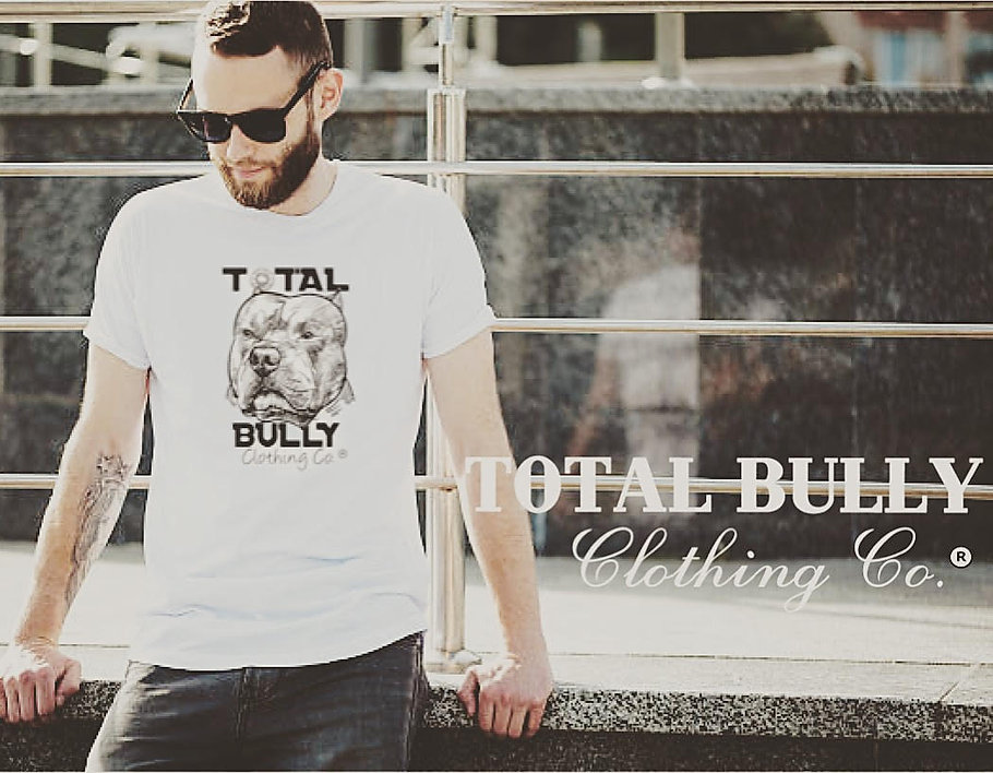 Total Bully Clothing Co. , Graphic Tshirt