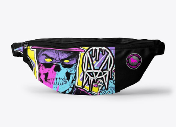TBCC ® Zombie Land Fanny Pack