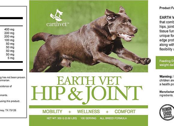 Earth Vet- HIP & JOINT