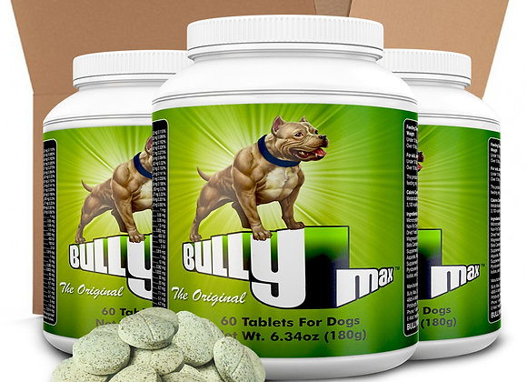 Bully Max Muscle Builder Tabs