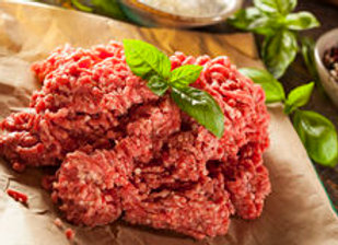 Medium Ground Beef 75% Lean w/ Beef Bone Dust & Organ