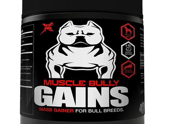 Muscle Bully Gains Stack Pack