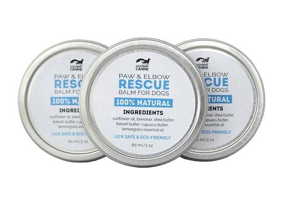 Legendary Canine Paw & Elbow Rescue Butter
