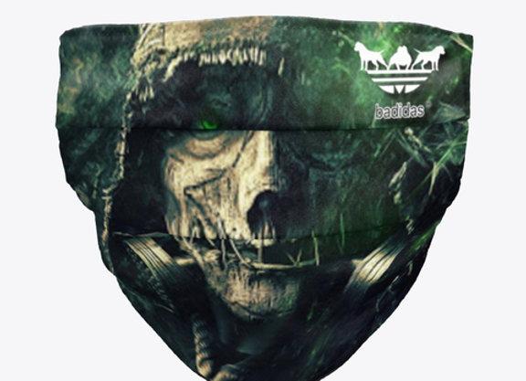 Badidas® Kurupt Face Mask
