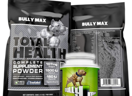 Bully Max Tabs & Total Health Combo # 1