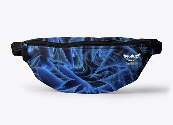 Badidas® Blue Kush Fanny Pack