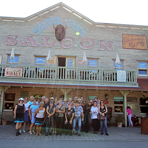 Country Brunch au Silver Lake Saloon Rust
