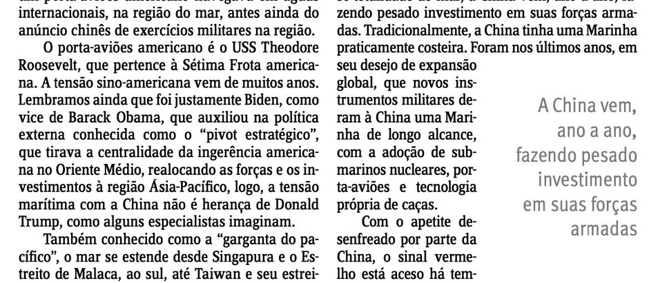 Artigo do Dr. Roedel no Jornal do Comércio, dia 10/02/21