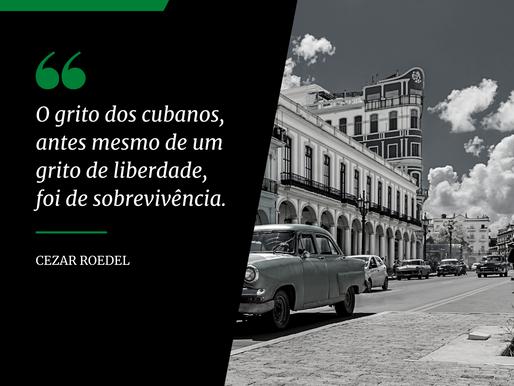 #SOSCuba - um grito de sobrevivência