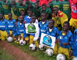 Enfants ADEFOB Bénin
