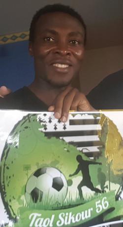 Mouritala Ogunbiyi-Paris FC