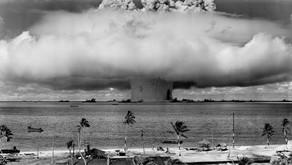 Los resultados de las detonaciones nucleares