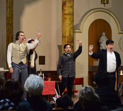 Schaunard- Opera New York