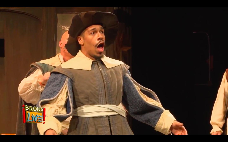Bronx Opera- Sir John in Love- Nym