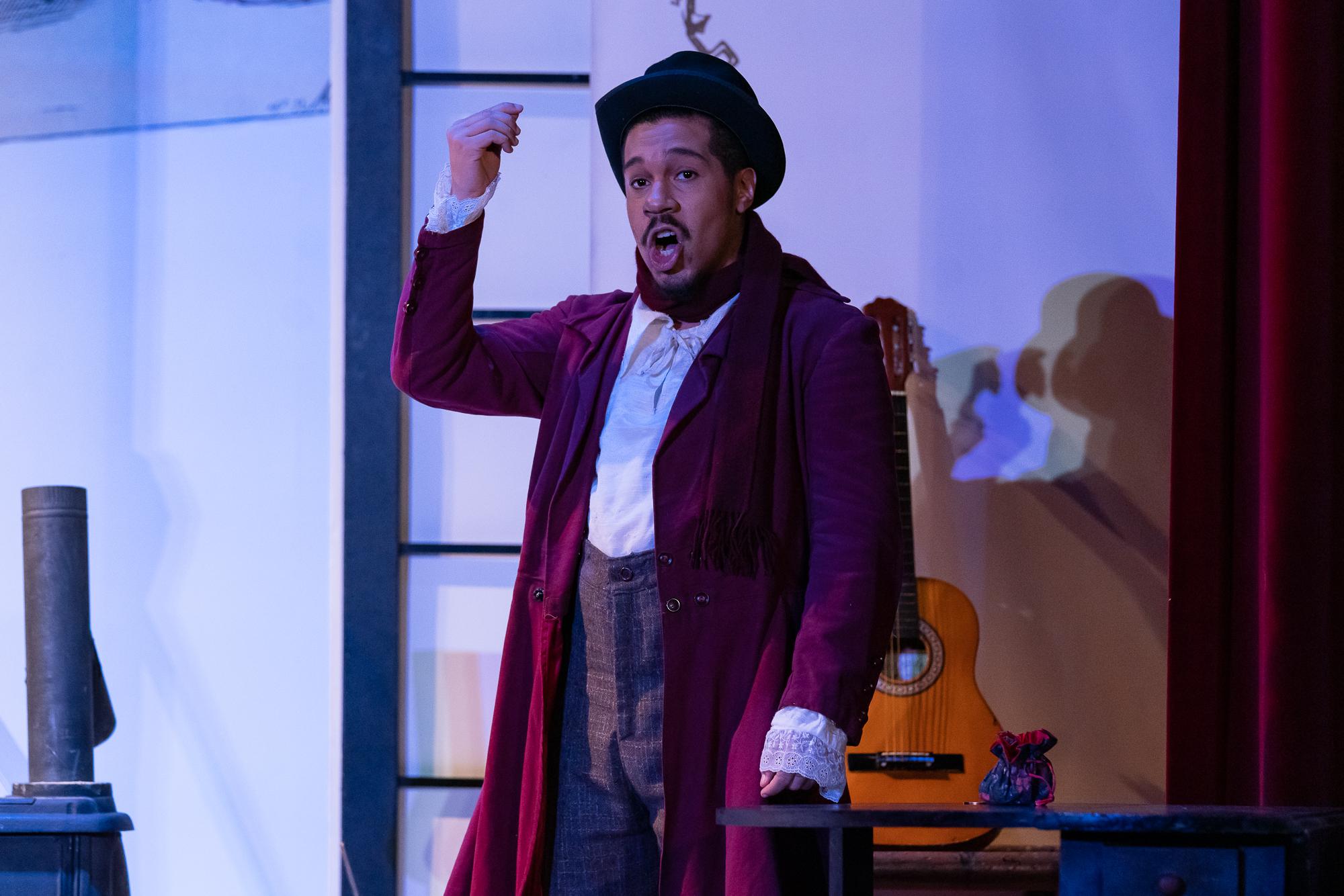 La bohéme- Regina Opera